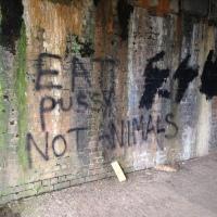 Graffiti NSFW - Manchester